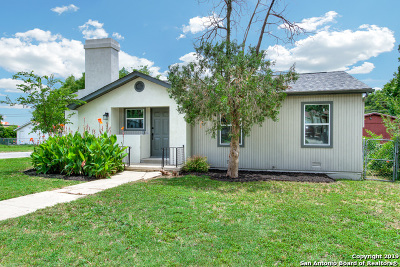 Single Family Home For Sale: 938 Halliday Ave