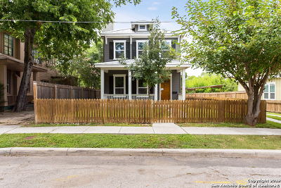 Single Family Home For Sale: 1131 W French Pl