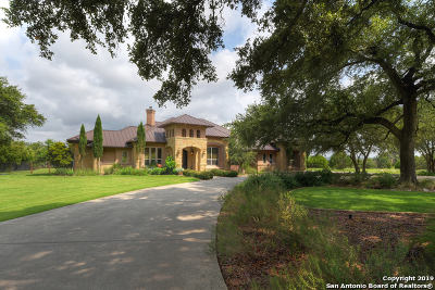 New Braunfels Single Family Home For Sale: 1535 Connettere