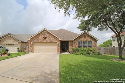 Cibolo Single Family Home For Sale: 253 Cordero Dr
