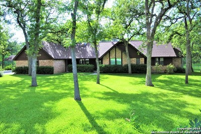 Wilson County Single Family Home Back on Market: 206 Oak Bend Dr