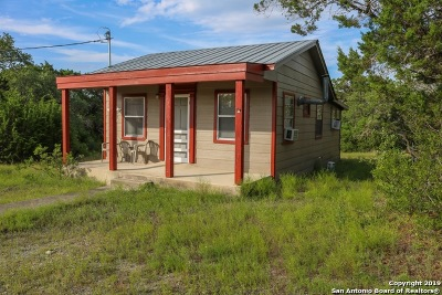 Hondo Single Family Home Price Change: 1820 Private Road 233