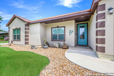 Seguin Single Family Home Active Option: 193 High Country Dr