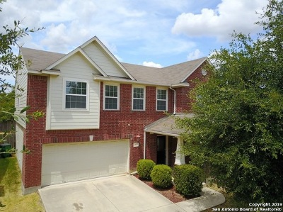 Cibolo Single Family Home For Sale: 222 Turnberry Dr