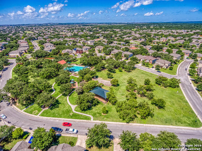 Helotes Single Family Home Price Change: 10931 Winecup Fld