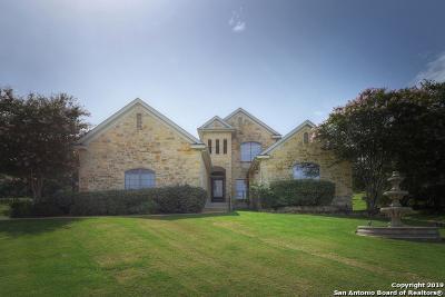 New Braunfels Single Family Home Active Option: 845 Santa Cruz