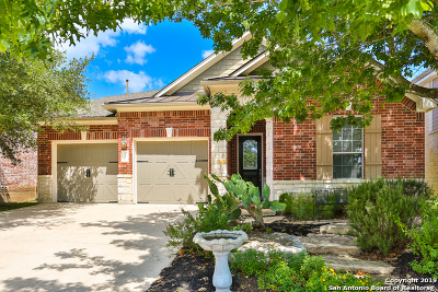 Boerne Single Family Home Active Option: 145 Hitching Post