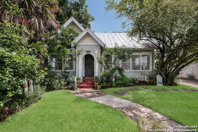 Tobin Hill Single Family Home Back on Market: 339 E French Pl