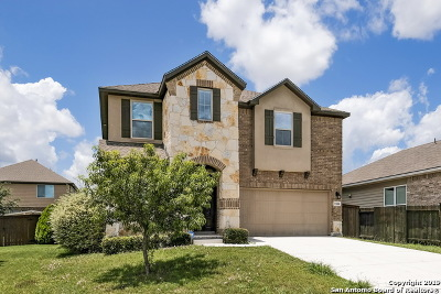 San Antonio Single Family Home For Sale: 12606 Prude Ranch