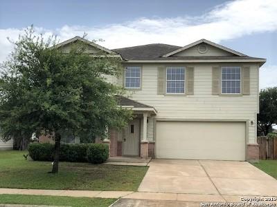 Schertz Single Family Home For Sale: 3509 Mesquite Chase