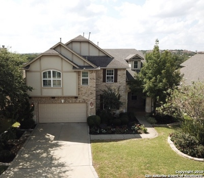 Timberwood Park Single Family Home For Sale: 1224 Links Ln