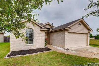 Converse Single Family Home Active Option: 4614 Everett Loop