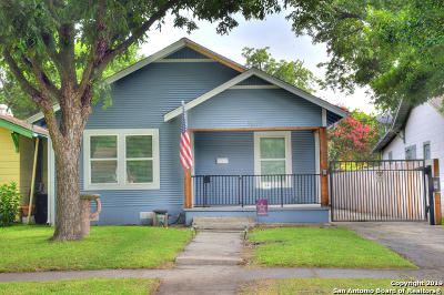 Single Family Home For Sale: 1811 W Kings Hwy