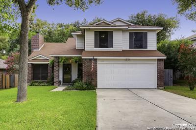 Schertz Single Family Home Active Option: 2733 Cotton King
