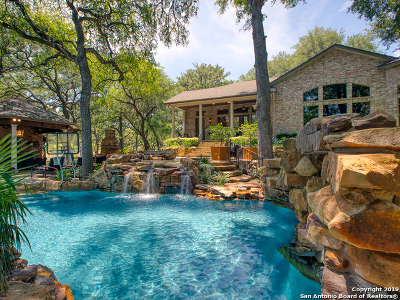 San Antonio Single Family Home For Sale: 21881 Cielo Vista Dr