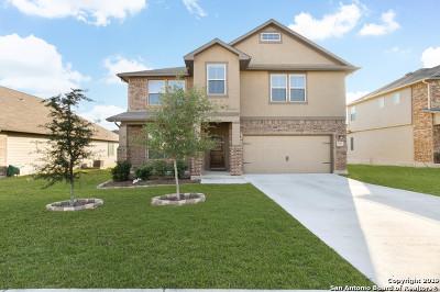 Schertz Single Family Home Price Change: 5473 Cypress Point