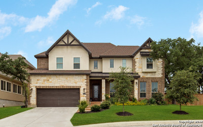 San Antonio Single Family Home For Sale: 3607 Hyland Frost
