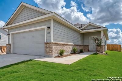 Seguin Single Family Home For Sale: 2405 Ranger Pass
