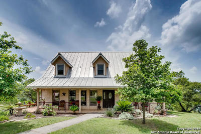 Boerne Single Family Home Active RFR: 328 Lake Side Circle