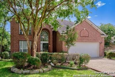Schertz Single Family Home For Sale: 4749 Green Bluff Dr