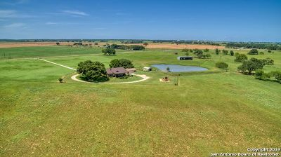 Atascosa County Farm & Ranch For Sale: 4964 Fm 536