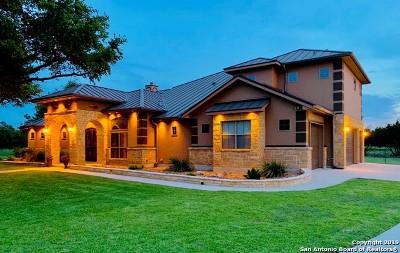 San Antonio Single Family Home For Sale: 7714 Ramble Ridge