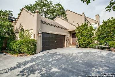 Alamo Heights Single Family Home For Sale: 5427 New Braunfels Ave