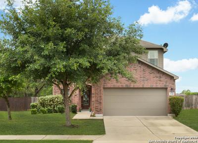 Schertz Single Family Home Active Option: 3144 Muntjac