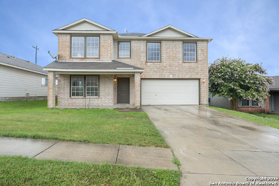 Cibolo Single Family Home Price Change: 284 Willow View