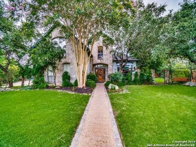 San Antonio Single Family Home Active Option: 13302 Heights Park