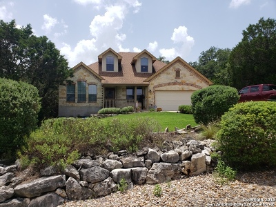 Canyon Lake Single Family Home For Sale: 1454 Rose Ln
