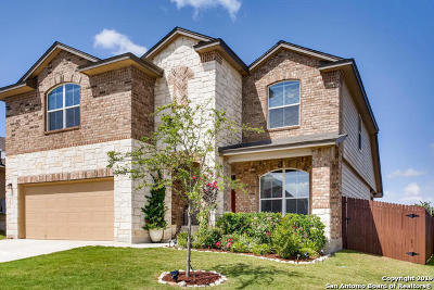 Cibolo Single Family Home For Sale: 412 Kings Way
