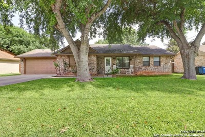 New Braunfels Single Family Home For Sale: 738 Sunshadow Dr