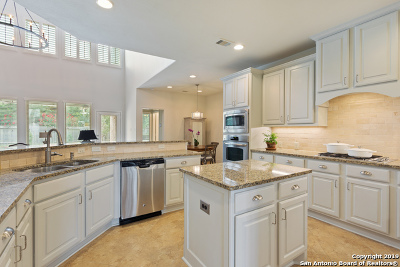 New Braunfels Single Family Home Active Option: 2321 Oak Crossing