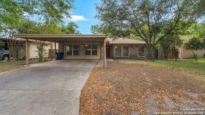 Kirby Single Family Home Price Change: 2907 Charles Conrad Dr