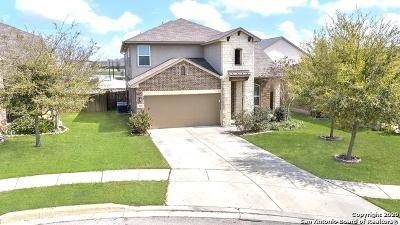 Cibolo Single Family Home For Sale: 424 Pevero