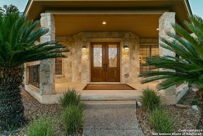 New Braunfels Single Family Home For Sale: 26911 Park Loop Rd