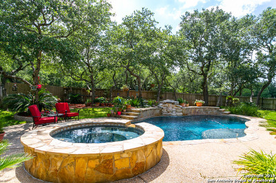 Boerne Single Family Home For Sale: 8803 Woodland Pkwy