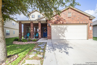 Cibolo Single Family Home Back on Market: 241 Town Creek Way