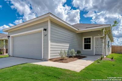 Seguin Single Family Home For Sale: 2417 Ranger Pass