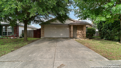 Selma Single Family Home Active Option: 15323 Cog Hill
