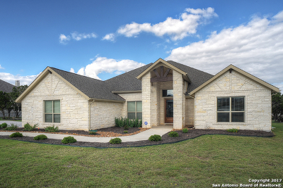 New Braunfels Single Family Home For Sale: 779 Haven Pt