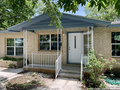 New Braunfels Single Family Home Price Change: 196 Richter Ln