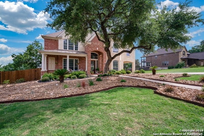 Boerne Single Family Home For Sale: 9039 Woodland Trace