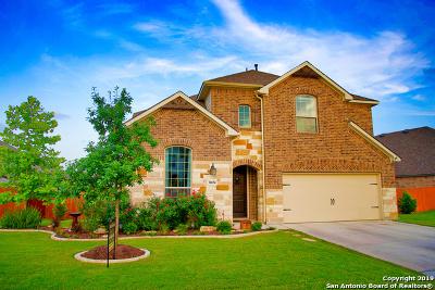 Bulverde Single Family Home Price Change: 30654 Horseshoe Path