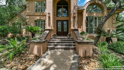 San Antonio Single Family Home For Sale: 11826 Elmscourt