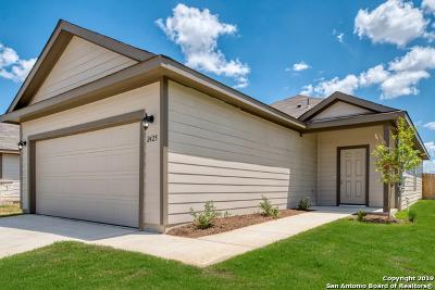 Seguin Single Family Home For Sale: 2425 Ranger Pass