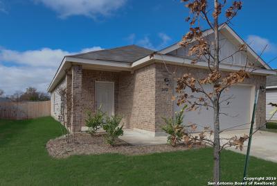 Seguin Single Family Home For Sale: 2452 Ranger Pass