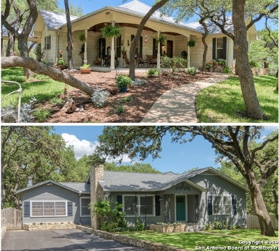 Bulverde Single Family Home For Sale: 31120 Blanco Rd