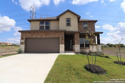 Converse, Live Oak, Selma Single Family Home For Sale: 8027 Chasemont